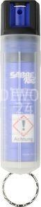 Sabre Red, Tierabwehrspray Blue Marker, max. effektive Reichweite ca. 3 Meter, reicht für ca. 35 Sprühstöße von ca. 1 Sek., Wirkungsdauer ca. 1 Std., Inhalt 19,8 ml, Art.-Nr. 201HC22TCUSBD