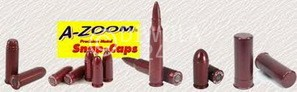 A-ZOOM Pufferpatronen für .22 lr, 6er Pack, Art.-Nr.: 12208