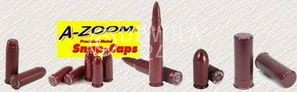 A-ZOOM Pufferpatronen für .32 S&W short, 6er Pack, Art.-Nr.: 16160