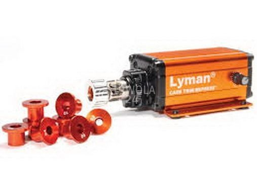 "Lyman Hülsentrimmer ""Brass Smith Case Trim Xpress™"", 220 Volt, Art.-Nr.: 7862016"
