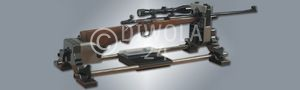 "Lyman, ""GUN VISE"", kippbares Schiessgestell, Art.-Nr.: 32250"