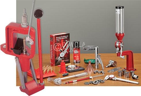 Hornady Lock´n Load Classic DeLuxe 1-Stationen Kit, 19-teilig, Art.-Nr.: 85010