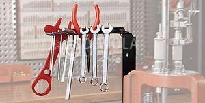 Hornady Lock´n-Load Werkzeughalter zum Befestigen an der Presse, Art.-Nr.: 095140