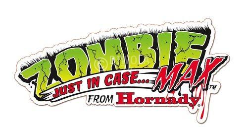 """Hornady  Sticker """"Zombie"""", Art.-Nr.: 98007"""