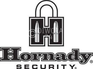 "Hornady Aufkleber ""Hornady - SECURITY"", schwarz, Art.-Nr.: 98012"