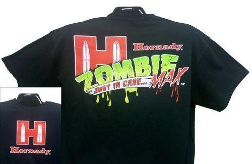"""Hornady  T-Shirt, Young """"Zombie"""", Größe LG, Art.-Nr.: 99593L"""