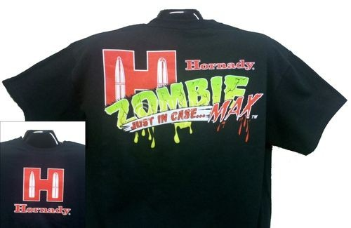 "Hornady  T-Shirt, Young ""Zombie"", Größe SM, Art.-Nr.: 99593S"