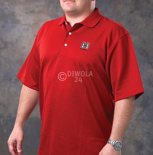 Hornady Polo-Shirt, rot, Größe S, Art.-Nr.: 9972S