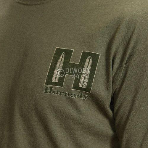 "Hornady T-Shirt ""Sage & Tan"", Größe L, Art.-Nr.: 9974L"