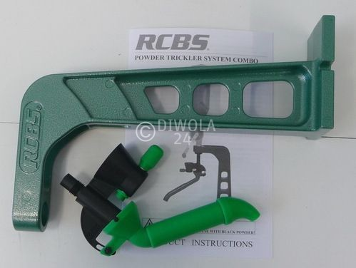 RCBS Pulvertricklersystem aus Kunststoff, Art.-Nr.: 09091