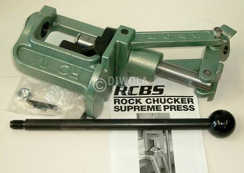 "RCBS Ladepresse ""Rock Ckucker Supreme"" , Art-Nr: 09356"