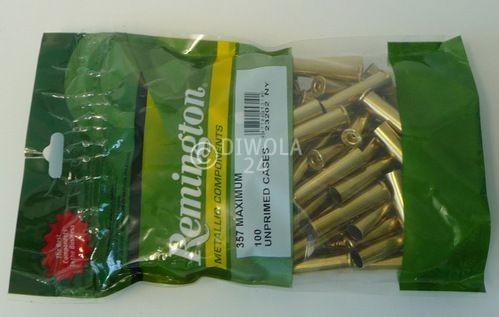 .357 Maximum., Pistol & Revolver Brass, Remington Hülsen