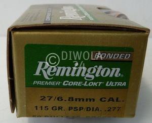 .270-.277, 115 grain, Remington Geschosse, ULTRA BONDED PSP, Art.-Nr.: 24116