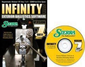 Sierra INFINITY Suite, Version 7, Sierra Art.-Nr.: 0702