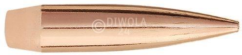 .243/6mm, 95 grain, HP-Boattail, MatchKing, Sierra Art.-Nr.: 1537C