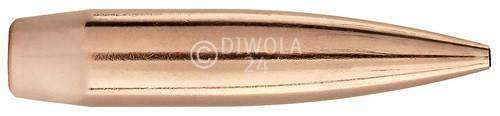 .264/6.5mm, 123 grain, HP-Boattail, MatchKing, Sierra Art.-Nr.: 1727