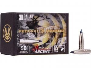 .308, 175 grain, Federal Geschosse, Terminal Ascent, Art.-Nr.: PB308TA1