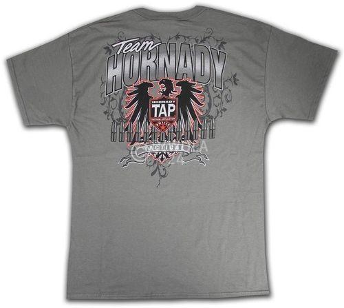 """Hornady T-Shirt  """" Eupo TAP SST"""" , Größe 2XL, Art.-Nr.: 911151712XL"""