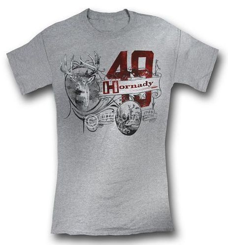 "Hornady T-Shirt  "" STEIN LABEL SST"" , Größe 2XL, Art.-Nr.: 911151722XL"