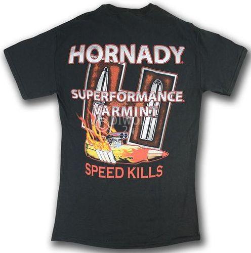 "Hornady T-Shirt  "" VARMINT SST "" , Größe L, Art.-Nr.: 91115175L"