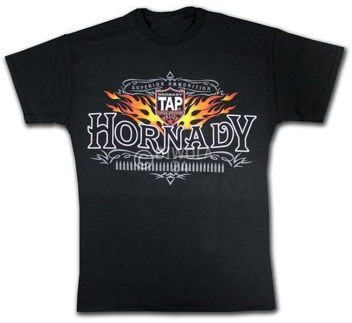 "Hornady T-Shirt  "" FIRE SHIELD "" , Größe L, Art.-Nr.: 91115180L"
