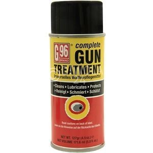 Gun Treatment, G96, Waffenpflegemittel (reinigt, schmiert und schützt), Spraydose, 171 ml. Inhalt, Art.-Nr.: 9121055DE