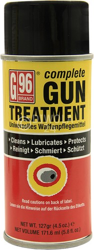 Gun Treatment, G96, Waffenpflegemittel (reinigt, schmiert und schützt), Spraydose, 459 ml. Inhalt, Art.-Nr.: 9121055PDE
