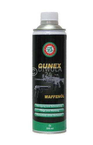 Ballistol GUNEX Waffenöl, Flasche mit 500 ml Inhalt