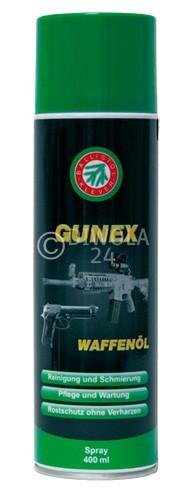 Ballistol GUNEX Waffenölspray, Flasche mit 400 ml Inhalt
