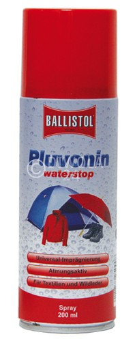 BALLISTOL Pluvonin Imprägnierspray, Dose mit 200 ml Inhalt