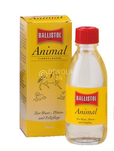 BALLISTOL Animal Tierpflegeöl, Flasche mit 100 ml Inhalt