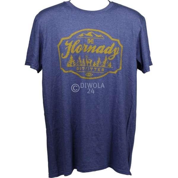 """Hornady  T-Shirt """"Outfitter"""", Größe 2XL, Art.-Nr.: 99693XXL"""