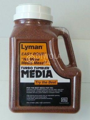 Lyman EASY POUR/TUFNUT 7lbs MEDIA, Artikel-Nr. 7631396