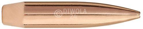 ".224/5.6mm, 69 grain, HP-Boattail 7""-10"" Dralllänge, MatchKing, Sierra Art.-Nr.: 1380C"