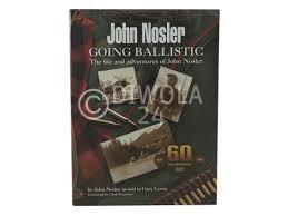 Das Buch von John Nosler - Going Ballistic
