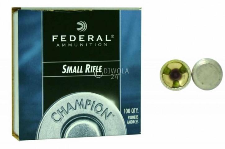 Federal 205, Small Rifle Zündhütchen